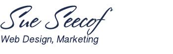 Sue Seecof Logo