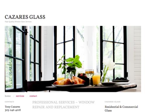 Cazares Glass
