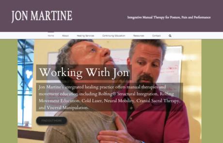 Jonathan Martine Trainings