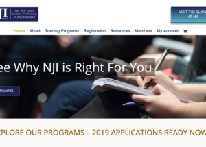 NJI website
