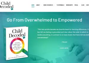 Child Decoded website